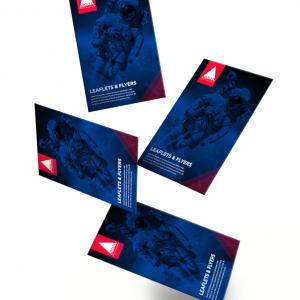 100 A5 Leaflets/Flyers