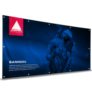 1 Banner 2000mm x 1000mm Full Colour